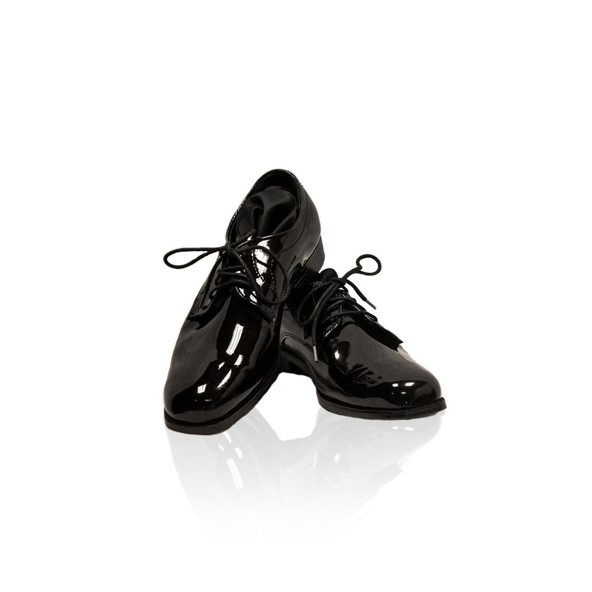Genoa Black Shoes